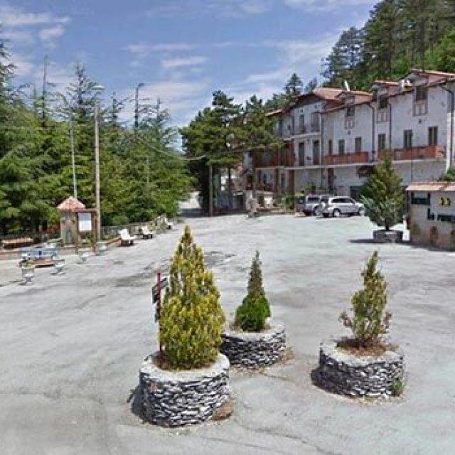 Hotel nel Parco del Monte Cucco Umbria rif. 762