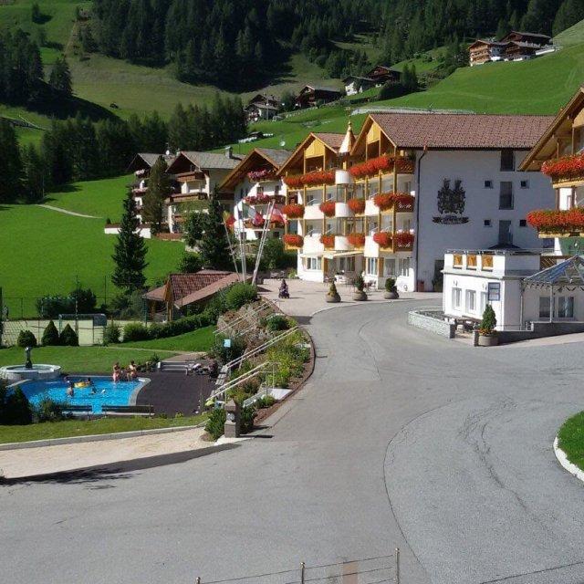 Hotel per gruppi in Valle Aurina rif 1004